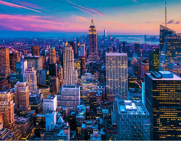 côn nhị khúc - New York
