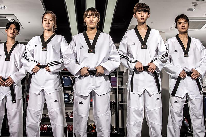 võ taekwondo