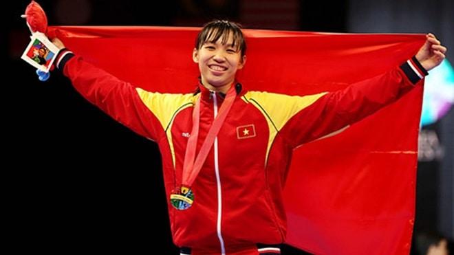 Teakwondo - Kim Tuyền
